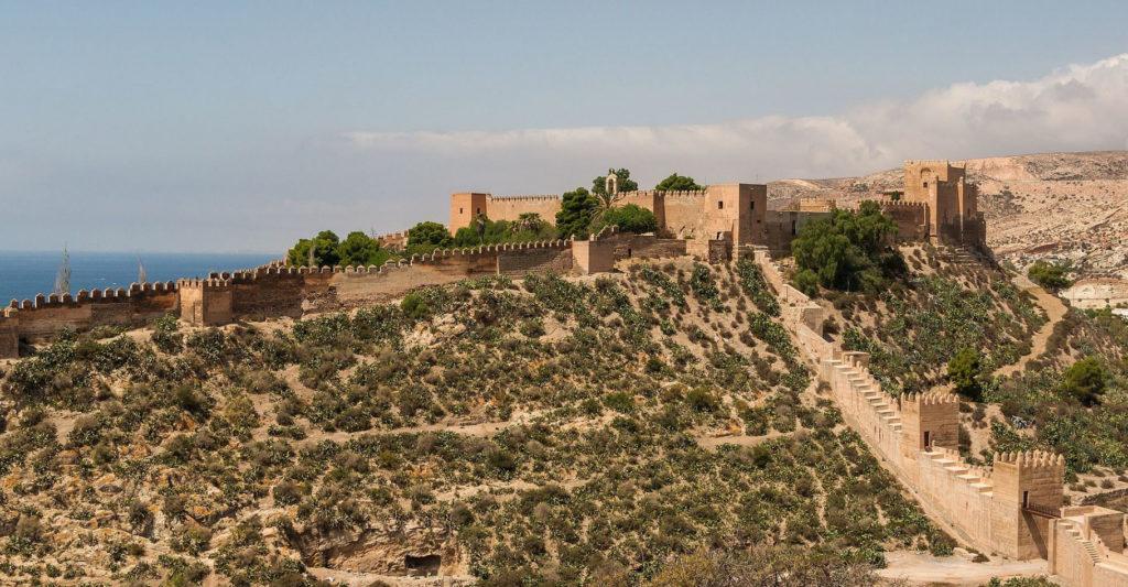 Андалусия, южная Испания
