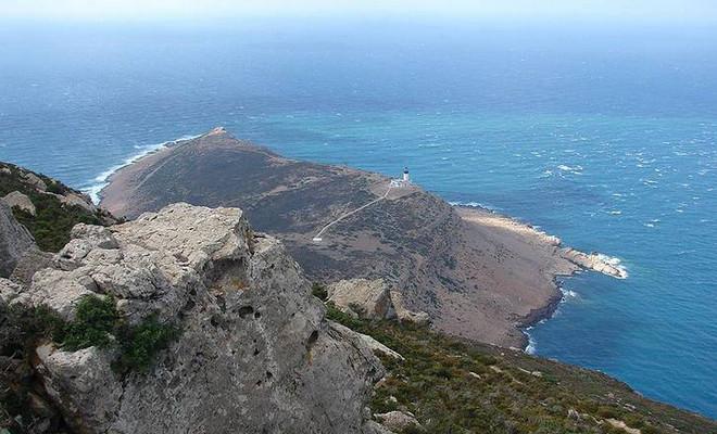 Мыс Бон (Bon Cape) \ Тунис \ Хаммамет