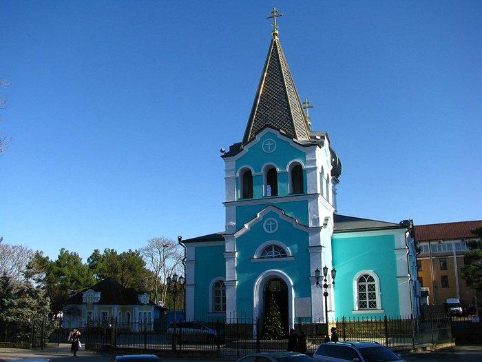 Храм Святого Онуфрия