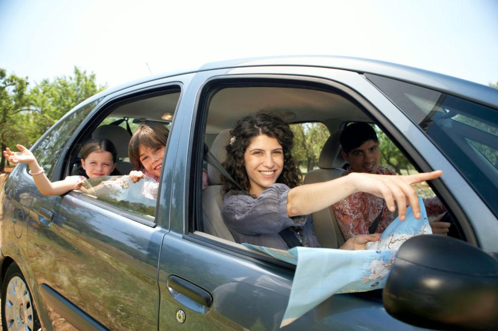Автомобилем в Черногорию