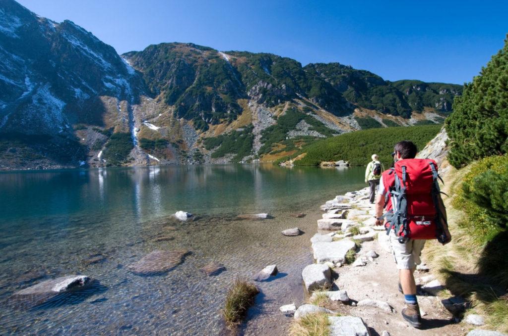Горный альпинизм и скалолазание