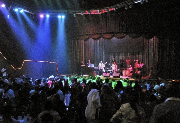 «Casa de la Musica» в Гаване