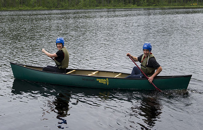 Активный отдых в Финляндии летом