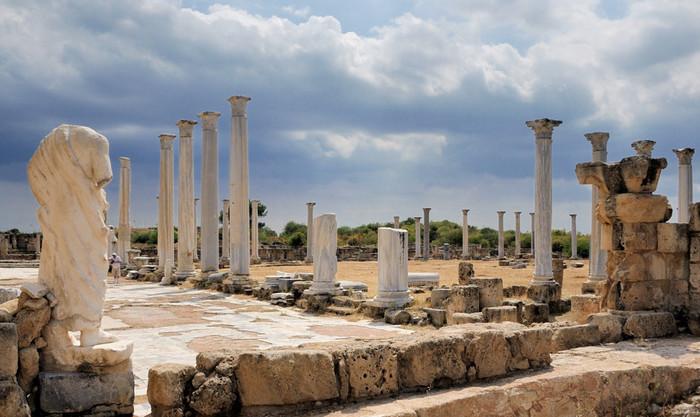 Античный Кипр