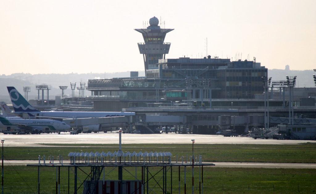 Аэропорт Орли