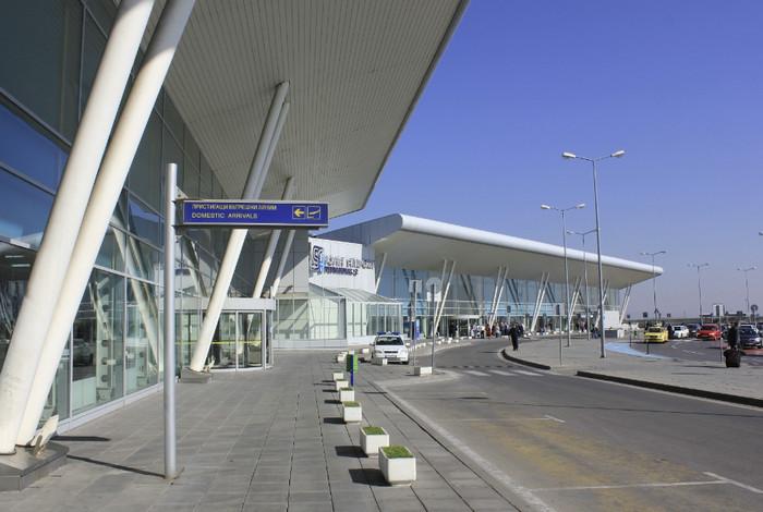 Аэропорт в Софии