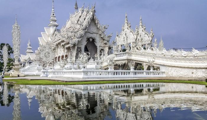Белый Храм, Чианграй