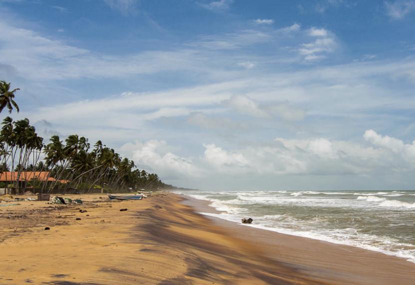 Ваддува, Шри-Ланка