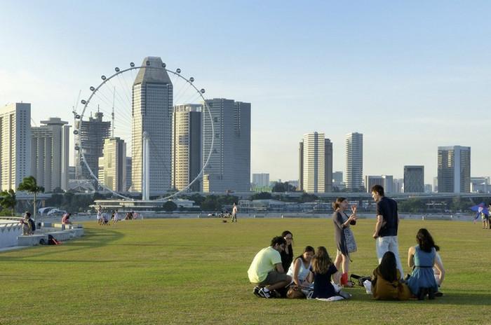 Восточный район Сингапура