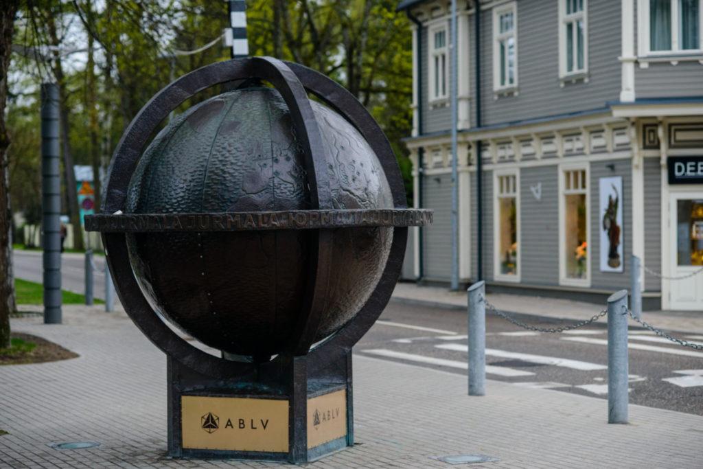 Глобус Юрмала