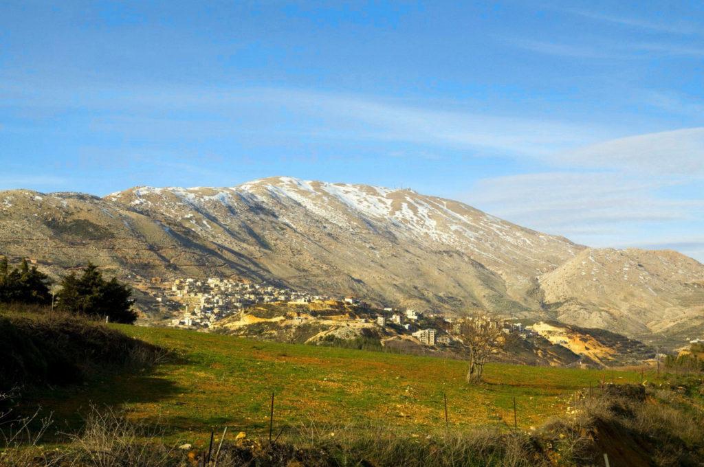 Гора Хермон, Израиль