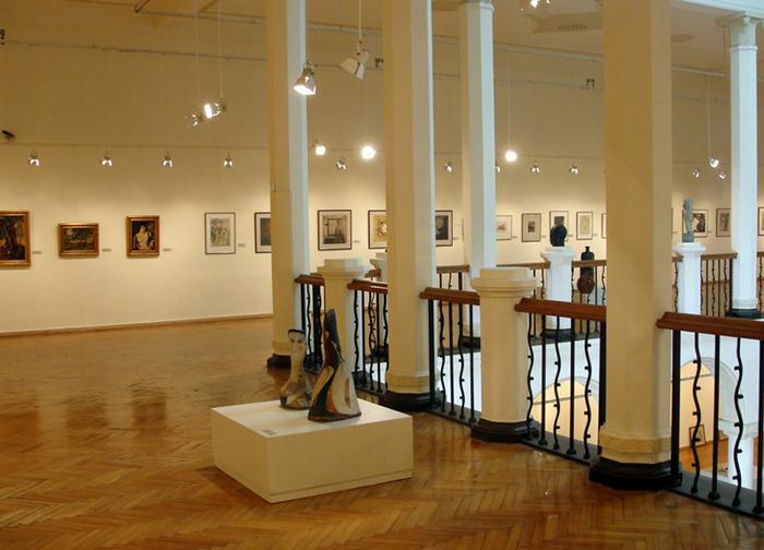 Государственный музей искусстваГосударственный музей искусства