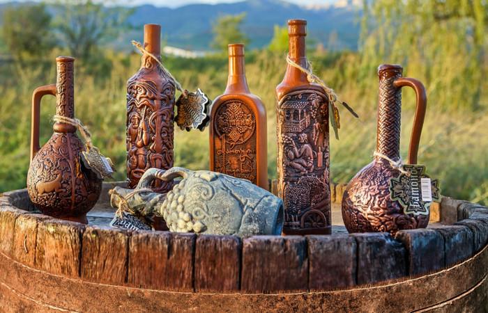 Грузинские вина Батоно