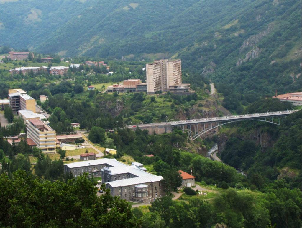 Джермук, Армения