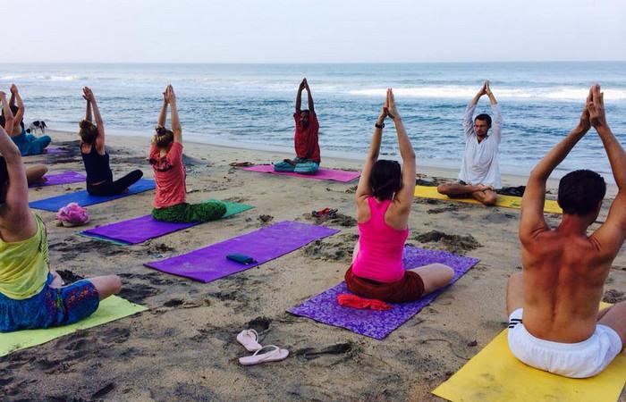 Йога-тур по Индии