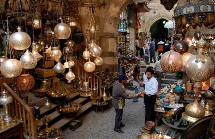Каирский базар