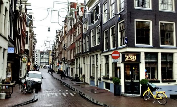 Квартал 9 улиц в Амстердаме