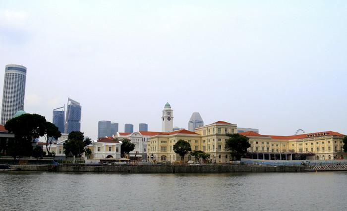 Колониальный исторический район Сингапура