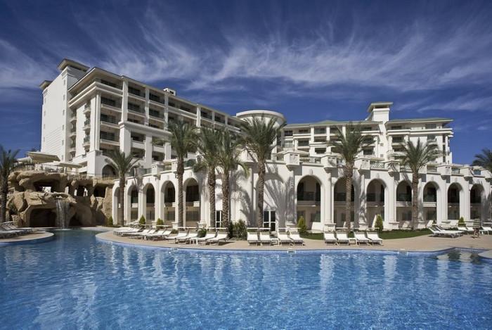 Курортный отель Stella Di Mare Beach