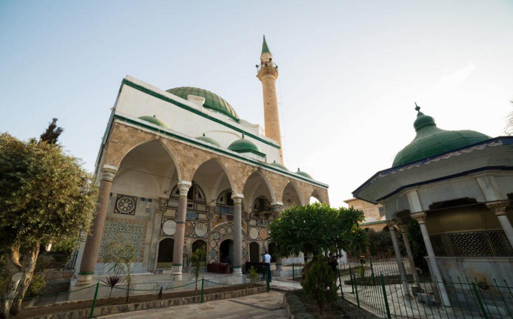 Мечеть Аль-Джазар, Акко, Израиль