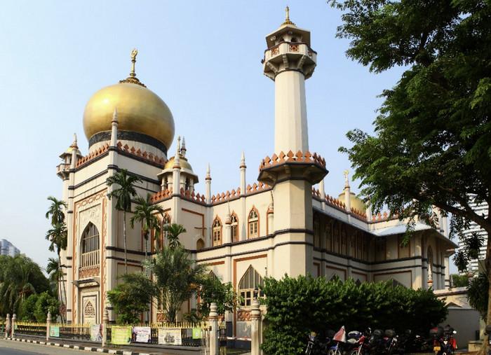 Мечеть Султана, Сингапур