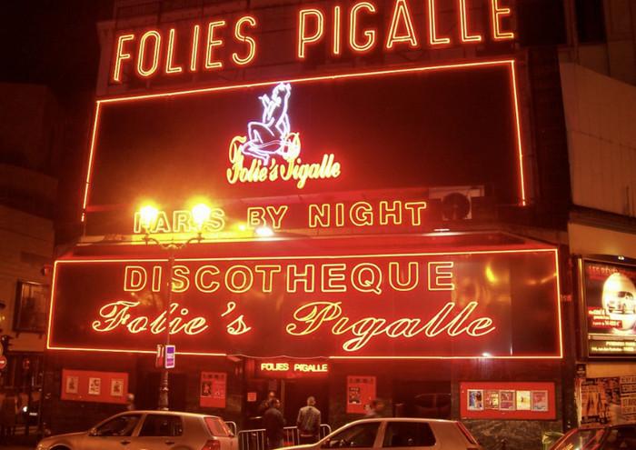 Ночной клуб Le Folies Pigalle