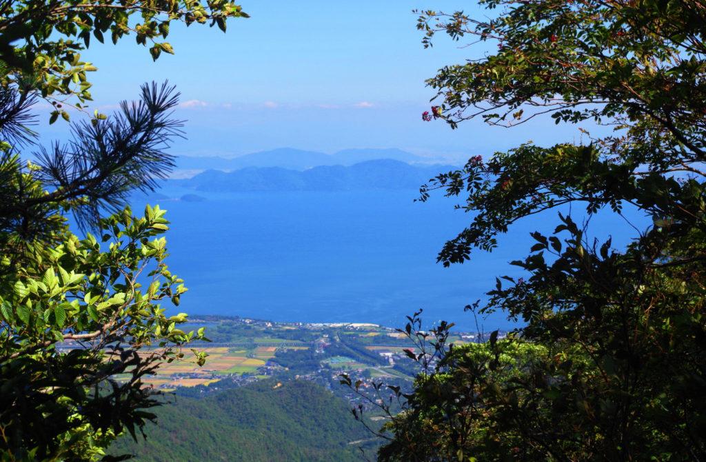 Озеро Бива, Япония