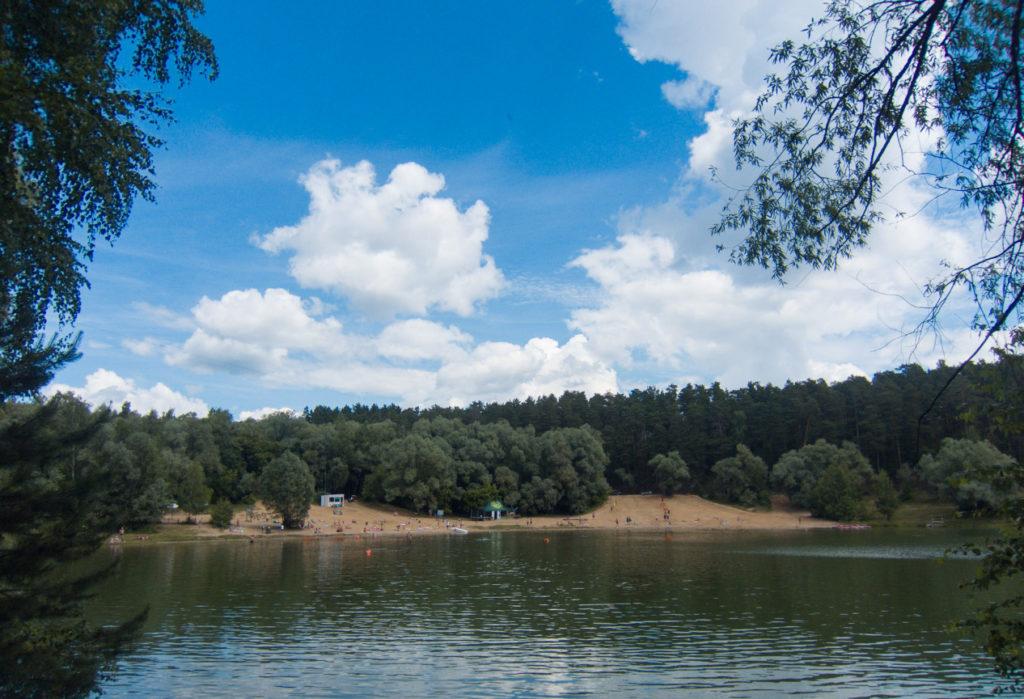 Озеро Глубокое . Казань