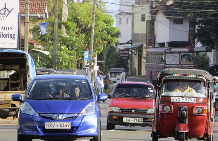 Оренда авто на Шри-Ланке