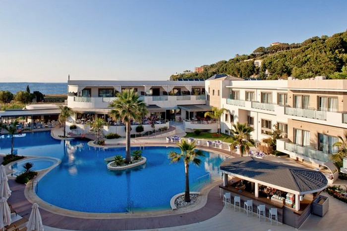 Отели в Греции