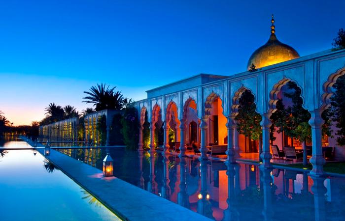 Отель марокканского курорта Агадир