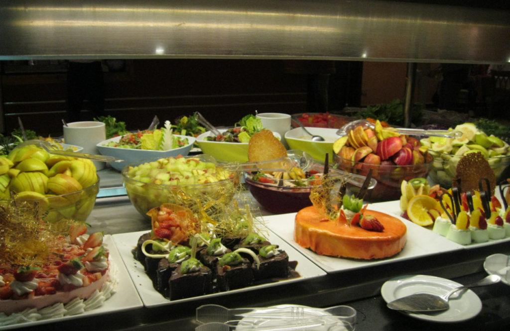 Питание в отелях