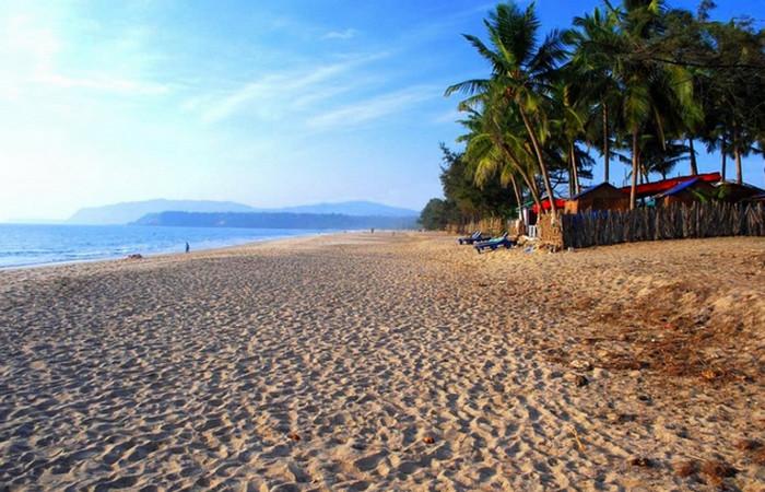 Пляжный отдых в Индии