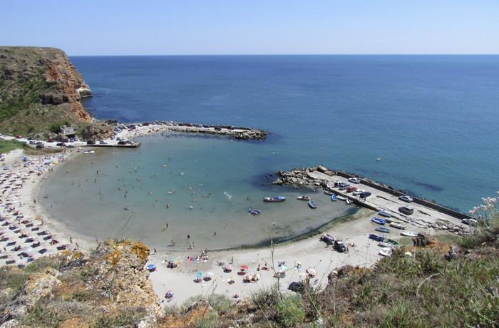 Пляж Болата в Болгарии