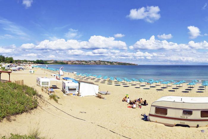 Пляж Смокини