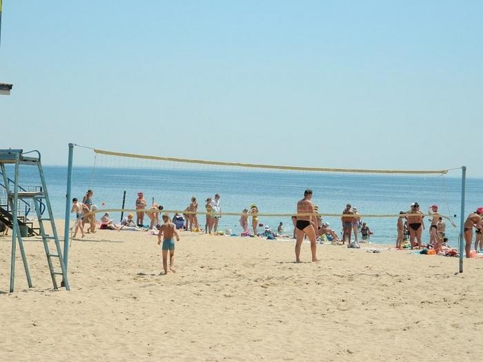"""Пляж """"Северный"""""""