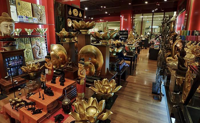 Покупки в Таиланде