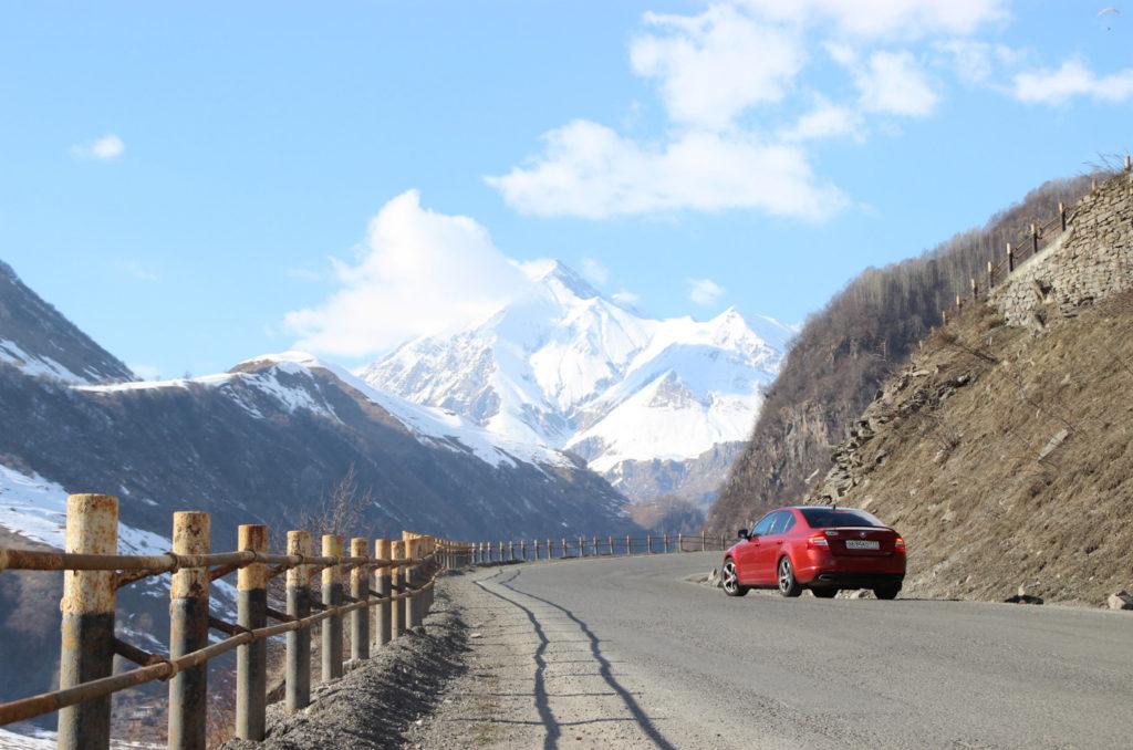 Путешествие в Армению на автомобиле