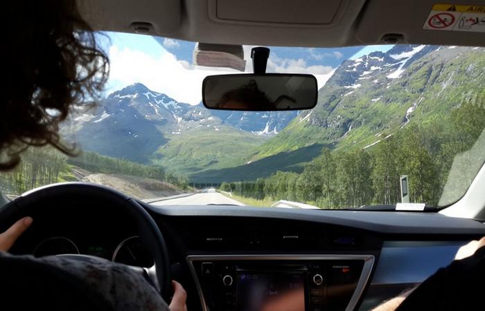 Путешествие по Финляндии автомобилем
