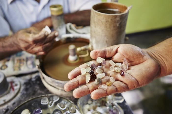 Ратнапура - город драгоценных камней на Шри Ланки