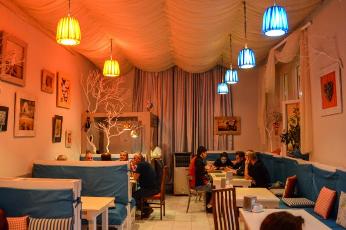 Ресторан Сердце Батуми