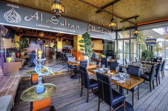 Ресторан Al Sultan в Ларнаке
