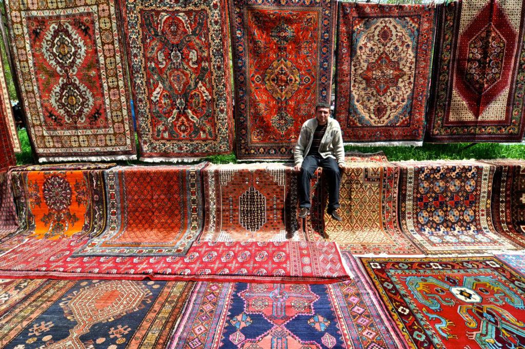 Рынок, Армения