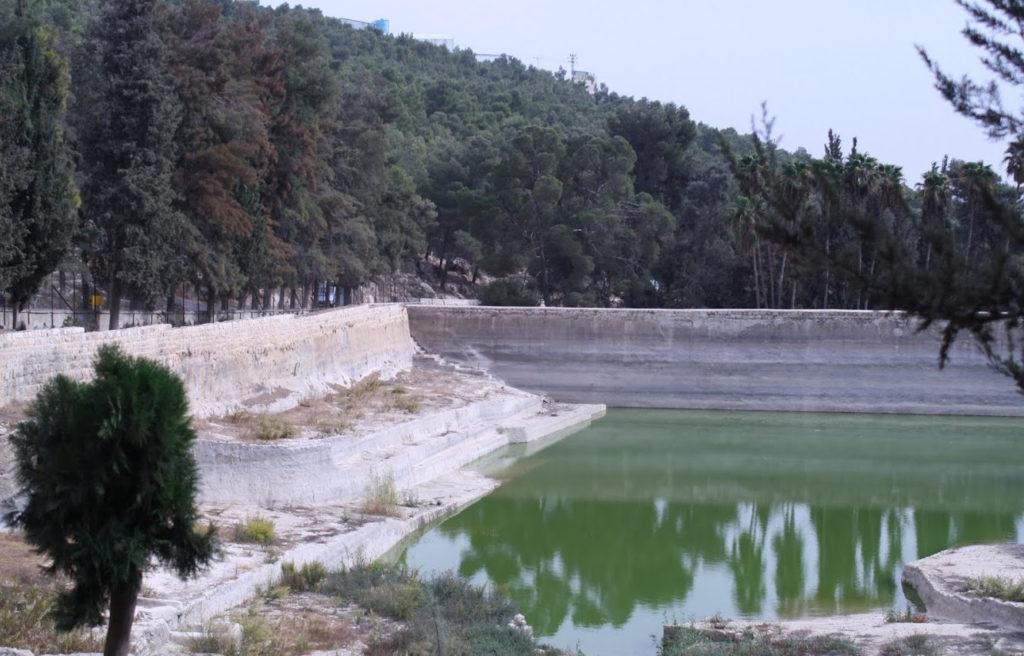 Соломоновы пруды, Израиль