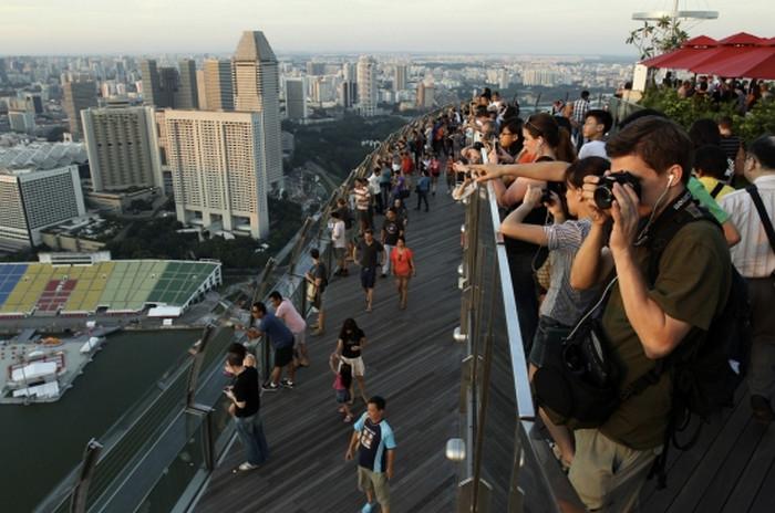 Туристический Сингапур