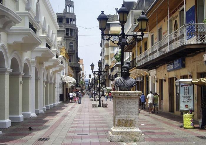 Улица Эль Конде