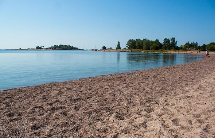 Финляндия. Побережье Ханко