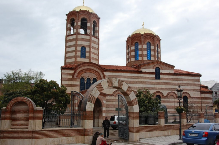 Храм Святого Николая в Батуми