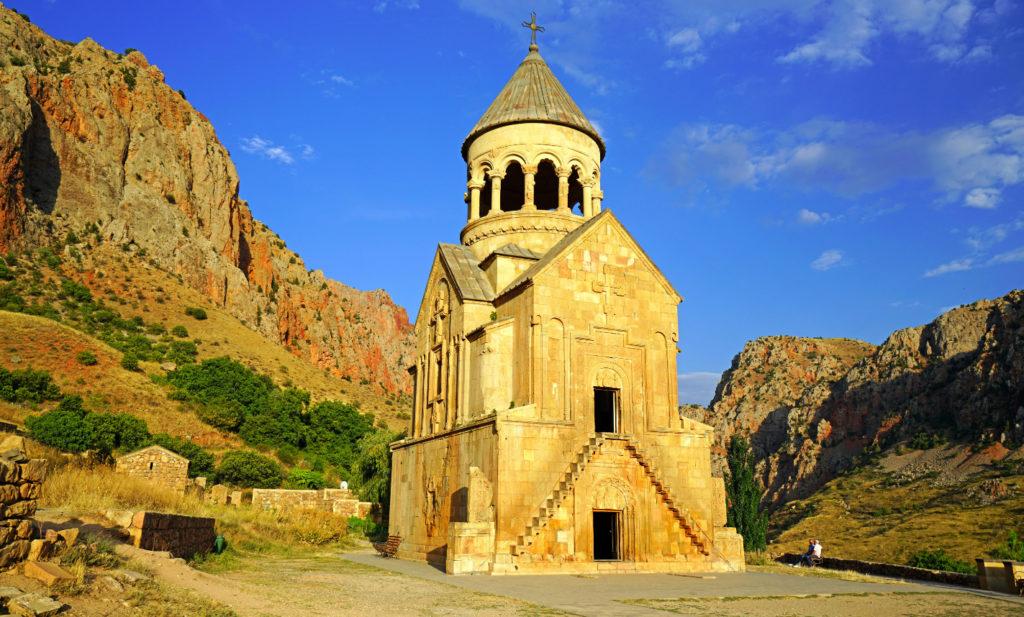 Церковь Нораванк, Армения