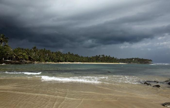 Шри-Ланка в сезон дождей